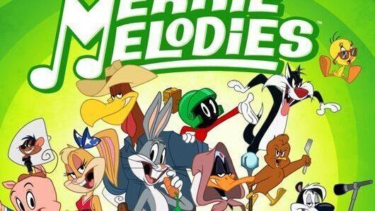 Warner Bros, Looney Tunes and Merrie Melodies