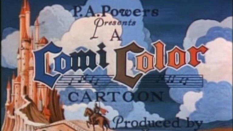 ComiColor Cartoons