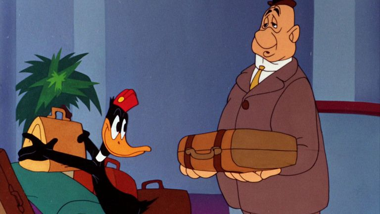 Daffy Duck – A Pest In The House (1947)
